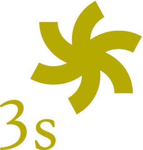 Logo von 3s